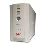 ИБП APC Back-UPS CS 500VA BK500EI 1xSurge+3xBat/USB+RS232+RJ11 White