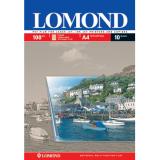 Пленка Lomond А4 100мкм 10л для лаз. и стр. печати универсальная прозрачная (0710421)