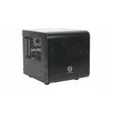 Корпус Thermaltake Core V1 черный без БП miniITX 1x200mm 2xUSB3.0 audio bott PSU(CA-1B8-00S)