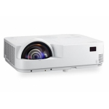 Проектор NEC M303WS (M303WSG) DLP (1280x800)WXGA, 3000 ANSI, 10000:1, VGA, 2xHDMI, Composite, USB Viewer (jpeg), USB (B), 2xRCA, 3D-Sync Out, RJ45, RS-232, Full 3D Короткофокусный