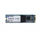 Жесткий диск SSD M.2 SATA III 240Gb Kingston A400 (80 мм, 3D TLC, R500Mb/W350Mb, 1M MTBF) (SA400M8/240G)