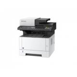 МФУ лазерное монохромное Kyocera ECOSYS M2235dn (A4, принтер/сканер/копир, ADF, Duplex, LAN, дополнительный тонер TK-1200)