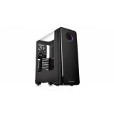 Корпус Thermaltake View 28 RGB черный без БП ATX 1xUSB2.0 2xUSB3.0 audio bott PSU(CA-1H2-00M1WN-00)