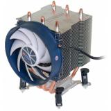 Вентилятор для Socket 1155/1156/755/АМ2/АМ2+/AM3/FM1/FM2 Titan TTC-NK35TZ/RPW(KU) Al RTL
