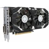Видеоадаптер PCI-E MSI GeForce GTX1050 Ti 4096Mb GTX 1050 Ti 4GT OC (RTL) GDDR5 128bit DVI-D/HDMI/DP