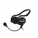 Наушники Microsoft LifeChat LX-2000 (открытого типа с микрофоном, затылочное крепление) (2AA-00010)