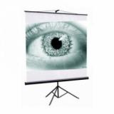 Экран на штативе Lumien Master View 165x220 см Matte White FiberGlass черн. кайма по периметру (LMV-100113)