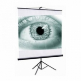 Экран на штативе Lumien Master View 183x244 см Matte White FiberGlass черн. кайма по периметру (LMV-100108)