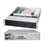 "Корпус SuperMicro CSE-826E16-R920LPB 2U/12x3.5""SAS/SATA/2x920W/Rail"