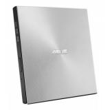 Привод DVD+RW&CD-RW ext Asus SDRW-08U7M-U Ultra Slim RTL Silver