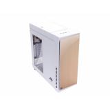 Корпус Zalman R1 белый без БП ATX 2x120mm 2xUSB2.0 1xUSB3.0 audio front door bott PSU(R1)