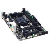 материнская плата gigabyte ga-f2a68hm-s1 (rtl) s-fm2+ a68 2xddr3 pci-e x16/pci-e x1/pci 4xsata ii/raid 0,1,10,jbod 2xps/2/d-sub/2xusb 2.0/2xusb 3.0/glan/3 audio jacks matx
