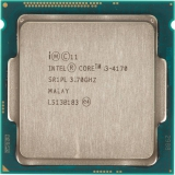 Процессор Intel Core i3-4170 (OEM) S-1150 3.7GHz/3Mb/54W 2C/4T/HD Graphics 4400 350MHz/Dynamic Frequency