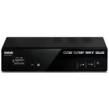 Ресивер DVB-T2 BBK SMP240HDT2 черный((DVB-T2) DVB-T SMP240HDT2 ЧЕР)