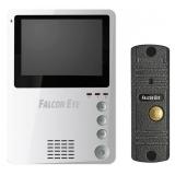 Видеодомофон Falcon Eye FE-KIT Дом белый(FE-KIT ДОМ)
