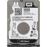 """Жесткий диск 2.5"""" 500Gb WD SATA III 7200rpm 32Mb (WD5000LPLX) Black"""