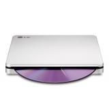 Привод DVD-RW LG GP70NS50 серебристый USB ultra slim M-Disk Mac внешний RTL(GP70NS50)