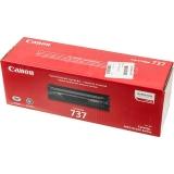 Картридж Canon 737 для MF211/212/216/217/226/229 2400стр (о)