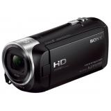 "Видеокамера Sony HDR-CX405 черный 30x IS opt 2.7"""" Touch LCD 1080 MS Duo Flash/WiFi(HDRCX405B.CEL)"
