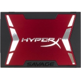 "Жесткий диск SSD 2.5"" SATA III 240Gb Kingston HyperX Savage (9.5 мм, MLC, R520Mb/W510Mb, R100K IOPS/W89K IOPS, 1M MTBF) (SHSS37A/240G)"