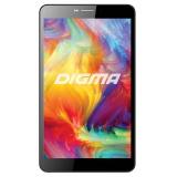 "Планшет Digma Plane 7.6 3G MT8392 (2.0) 8C/RAM1Gb/ROM8Gb 7"" IPS 1920x1200/3G/Android 4.4/черный/5Mpix/2Mpix/BT/GPS/WiFi/Touch/microSDHC 32Gb/minUSB/2800mAh/8hr(PS7076MG)"