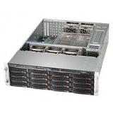 Корпус SuperMicro CSE-836BE1C-R1K03B 2x1000W черный(CSE-836BE1C-R1K03B)