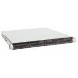 """Платформа серверная SuperMicro SYS-6018R-TD 1U/C612/2xS-2011-v3 (E5-2600 v3/v4)/8xDDR4 (RDIMM/LRDIMM)/4x3.5""""HS/6xSATA3/SW-RAID 0,1,5,10/2xGLAN/KVMoIP/PSU 480W"""