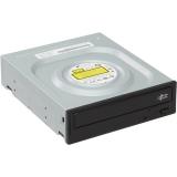 Привод DVD+RW&CD-RW LG GH24NSC0 SATA OEM Black