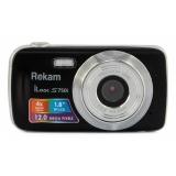 "Фотоаппарат Rekam iLook S750i черный 12Mpix 1.8"" SD/MMC CMOS/AAA(1108005091)"