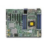 Материнская Плата SuperMicro MBD-X10SRH-CF-O Soc-2011 iC612 ATX 8xDDR4 10xSATA3 SATA RAID iI350-AM2 2хGgbEth Ret(MBD-X10SRH-CF-O)