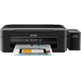 МФУ Epson Stylus L362 (принтер, сканер, копир) (C11CE55401)