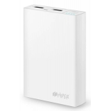 Аккумулятор внешний Hiper RP8500 Li-Ion 8500mAh 2.1A+1A белый 2xUSB(RP8500 WHITE)
