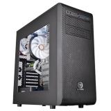 Корпус ATX Thermaltake Core V31 CA-1C8-00M1WN-00 8x120mm 5x140mm 2xUSB3.0 audio bott PSU w/o PSU Black