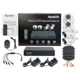 Комплект видеонаблюдения Falcon Eye FE-104AHD-KIT Офис(FE-104AHD-KIT ОФИС)