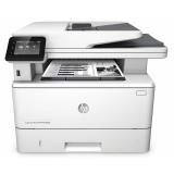 МФУ лазерное монохромное HP LaserJet Pro M426dw (A4, принтер/сканер/копир, ADF, Duplex, LAN, Wi-Fi) (F6W16A)