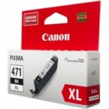 картридж canon cli-471xlbk черный для canon pixma mg5740/mg6840/mg7740 (0346c001)