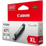 картридж canon cli-471xlgy серый для canon pixma mg5740/mg6840/mg7740 (0350c001)