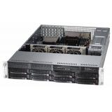 """Платформа SuperMicro SYS-6028R-TDWNR x12 3.5"""" SSD C612 1G 2P 2x920W (SYS-6028R-TDWNR)(SYS-6028R-TDWNR)"""