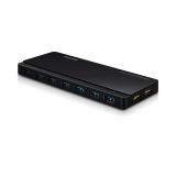 Разветвитель USB 3.0 TP-Link UH720 7порт. черный(UH720)