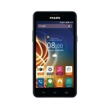 "Смартфон Philips Xenium V526 8Gb темно-синий моноблок 3G 4G 2Sim 5"" 720x1280 Android 5.1 13Mpix WiFi BT GPS GSM900/1800 GSM1900 TouchSc MP3 A-GPS microSDXC max64Gb(867000131355)"