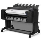 """МФУ широкоформатное струйное цветное HP DesignJet T2530 (A1/36""""/914 мм, принтер/сканер/копир, LAN) (L2Y25A)"""