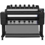 """МФУ широкоформатное струйное цветное HP DesignJet T2530 PS (A1/36""""/914 мм, принтер/сканер/копир, LAN) (L2Y26A)"""