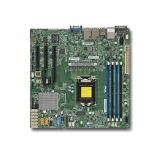 Материнская плата SuperMicro MBD-X11SSH-F-O (RTL) S-1151 iC236 4xDDR4 8xSATA3 SATA RAID i210AT 2хGgbEth mATX