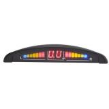 Датчик парковочный Sho-me Y-2616N04 Black  (цв.дисплей)