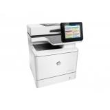 МФУ лазерное цветное HP Color LaserJet Enterprise M577dn (A4, принтер/сканер/копир, DADF, Duplex, LAN) (B5L46A)
