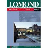 Бумага Lomond A4 160г/м2 25л матовая односторонняя фото (0102031)