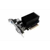 Видеокарта Palit PCI-E PA-GT710-1GD3H nVidia GeForce GT 710 1024Mb 64bit DDR3 954/1600 DVIx1/HDMIx1/CRTx1/HDCP oem low profile(NEAT7100HD06-2080H BULK)