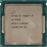 Процессор Intel Core i5-6600 (OEM) S-1151 3.3GHz/6Mb/65W 4C/4T/HD Graphics 530 350MHz/Turbo Boost 2.0