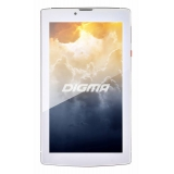 "Планшет Digma Plane 7004 3G MT8321 (1.5) 4C/RAM1Gb/ROM8Gb 7"" IPS 1024x600/3G/Android 5.1/белый/2Mpix/0.3Mpix/BT/GPS/WiFi/Touch/microSD 128Gb/GPRS/minUSB/3000mAh(PS7032MG / PS7032PG)"