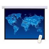 Экран Cactus 127x127см Motoscreen CS-PSM-127X127 1:1 настенно-потолочный рулонный белый (моторизованный привод)(CS-PSM-127X127)